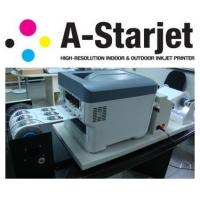 Quality short-run Label 4 Color Roll to Roll toner printer of A-Starjet for sale