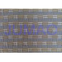 Quality Glass Laminated Woven Metal Wire Mesh Fabric For Art Design And Wire Glass for sale
