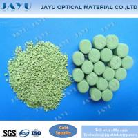 Buy cheap Indium Tin Oxide ITO 9:1 wt% size at tablet Dia 11*3mm or Granules 1-6mm or from wholesalers