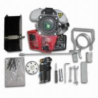 Quality Friction Bicycle Engine Kit with 31cc Displacement and 4-stroke Air Cooling One Cylinder for sale