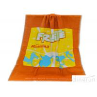 100% Cotton Personalized Beach Towels For Kids Different Color