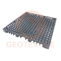 Quality Excellent Plan Geocomposite Drainage Net For Sport Fields Anti Seepage Effect for sale
