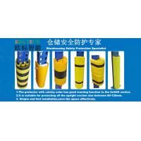 Quality Steel Upright  Round  Warehouse Column Protectors  , Concrete Column Protectors for sale