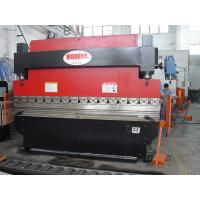 Best Carbon Steel Metal Frame 200 Ton Hydraulic Press Brake Machine With 47 Years Making History wholesale