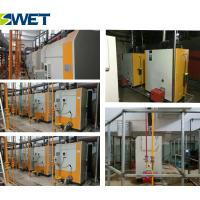 Fully automatic 400kg/h gas steam boiler for industrial production
