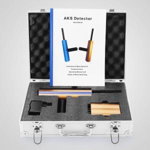 Quality Professional AKS Diamond Detector Device long range underground metal detector for sale