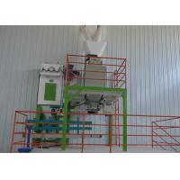 Quality High Efficiency Grain Bagging Machine , Electrical Corn Bagging Equipment for sale