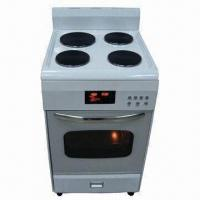 Quality Electric Oven with 4 Burners for sale