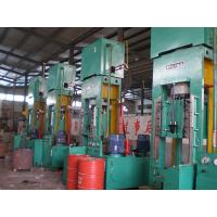 Large Capacity 400 Ton Hydraulic Extrusion Press For Mechanical Parts HY61