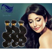 China Virgin Remy Human Hair Extensions , Virgin Brazilian Hair Bundles on sale