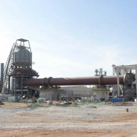 Quality Cement Production Line Mini Lime 10000TPD Cement Rotary Kiln for sale