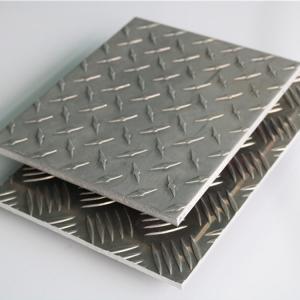 Quality Aluminum Diamond Tread Plate aluminum tread plate 4x8 aluminium chequer plate sheet for sale