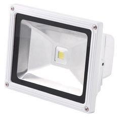 Quality 30 Watt high power Ip65 Led outdoor flood lights / lighting fixtures commercial 240v for sale