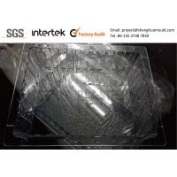 Quality Clear PC Tray Mold with Valve Gate Injection for sale