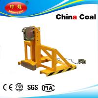forklift drum lifter/manual drum lifter/ oil drum lifter