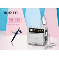 Best Home Use Water Oxygen Spray Skin Rejuvenation Oxygen Therapy Machine / Water Jet wholesale