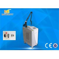 Quality Medical  Laser Tattoo Removal Equipment Double Lamps 1064nm 585nm 650nm 532nm for sale