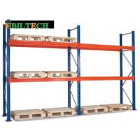 Quality Economical  Selective Pallet Racking Systems  Heavy Duty Pallet  Corrosion Protection for sale