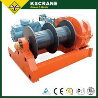 China Factory Direct Sale Electric Wire Rope Winches on sale
