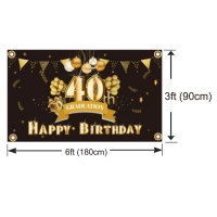 Quality 3x6ft Rectangle Banner Flags for sale