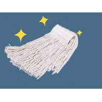Best Commercial Dust Head Cotton Wet Floor Mop WIth polymer yarn connector wholesale