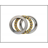 Best Low Vibration Chrome Steel Thrust Ball Bearing 51102 For Micro Motor wholesale