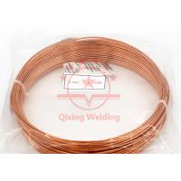 Quality 0.023 Wall Thickness Copper Capillary Tube Out Diameter 0.66 Inch For AC for sale