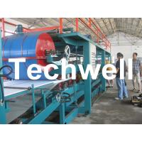Quality EPS Foam Insulated Sandwich Panel  Making Roll Forming Machine for sale