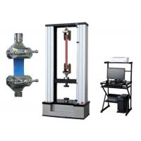 Quality Double Columns Rubber Mateial Universal Tensile Testing Machine With Precise Load Cell for sale