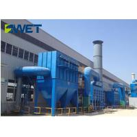 Quality Pulse Powder Dust Collection Equipment , Industrial Dust Removal Equipment for sale