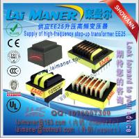 Quality Supply of high-frequency step-up transformer EE25-laimaner-LME for sale