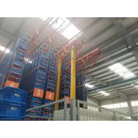 Quality Intelligent Automatic Storage ASRS Systems Custom Size Powder Coated Finish for sale