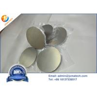 Quality Superior Corrosion Resistant Zirconium Alloy Disc Uns60702 Uns 60705 for sale