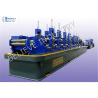 Quality BELI 127G High Frequency Pipe Welding Line / Straight Seam Tube Welding Mill for sale