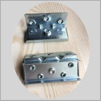 Quality 90mm Heavy Duty Wood Gate Hinges 2.0mm Thickness High Performance for sale