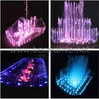 Quality Water Proof Fountain Nozzle LED Pond Lights Lfl01-18 >50000 Hours Life Span for sale