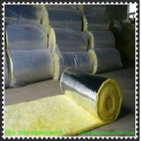 Buy cheap Glass wool with alum.foil overlapping/Fiber glass wool with Alumnum foil from wholesalers