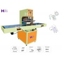 Quality PU Medical Bag Automatic Welding Machine Slide Table Style Pneumatic Drive Mode for sale