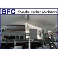 Quality Rotary Drum Sludge Thickening System For Paper Making Wastewater Treatment for sale