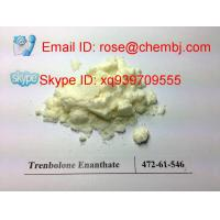Best Muscle Gain 10161-33-8 Trenbolone Powder Injectable Steroids Trenbolone Enanthate wholesale