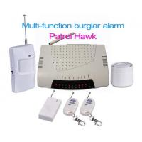 China Wireless Security GSM Alarm System With SMS, Calling Alert on sale