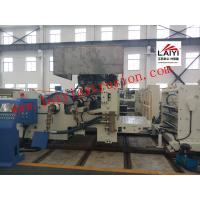 Quality High Performance Electric Laminator Machine , Special Screw Design Thermal Lamination Machine for sale