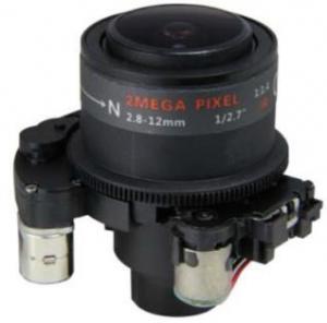 "Quality 1/2.7"" 2.8-12mm F1.4 Mega Φ14 Mount Motorized Zoom P-IRIS IR-CUT Vari-focal Lens for sale"