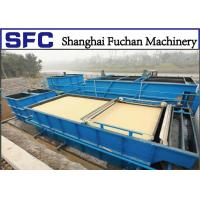 Quality Sludge Dewatering Dissolved Air Flotation Equipment For Dairy Wastewater Treatment for sale