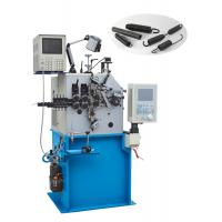 Best Universal Coil Spring Machine , Extension Spring Machine Automatic Oiling wholesale