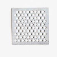 Quality Galvanized Perforated Mesh Panels , Perforated Plate Screens For Lighting Fixtures for sale