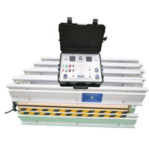 Quality Heat 22 Degree Conveyor Belt Splicing Tools Belt Bonding Vulcanizing Equipment for sale