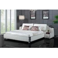 King Leather Bed King Bed Frame,modern Leather