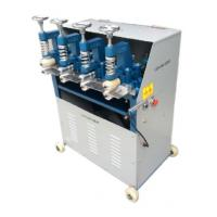 Buy cheap Leather Belt Making Machine Four Wheels Laminating Machine from wholesalers