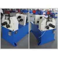 Quality GY40 Big Radius Pipe Roller Bender , High Speed Flat Bar Roller Machine for sale